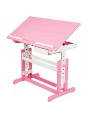Jago24 Jaylene gyerek iróasztal rózsaszín 00506