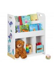 Point4u Judyt Gyerek Polc Játék tároló szekrény B 10030552