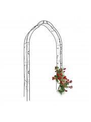Jago24 Julio ívelt rózsafuttató díszített kerettel 00533