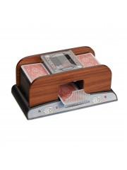 Tsideen Kártyakeverő gép elektromos fa mintázattal 10019509