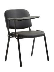 Ken műbőr irodai szék asztallal