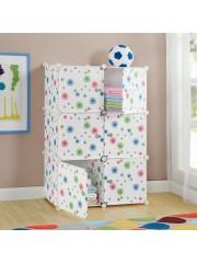 Kimba gyerek mobil gardrób szekrény