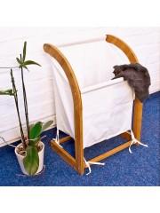 Point4u Kringel szennyestartó bambuszból 100100533