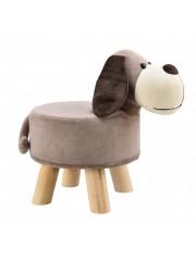 Point4u Kutya mintás gyerek puff, ülőke 100100543