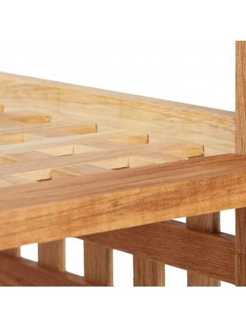 Jago24 Lemvig előszoba bútor, ruhaállvány 00557