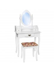 Jago24 Lorella sminkasztal fésülködő asztal 00595