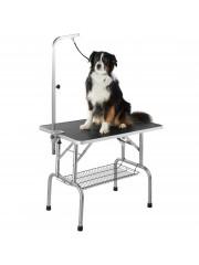 Jago24 Lucky állitható trimmelő asztal, kutyakozmetikai asztal 00624