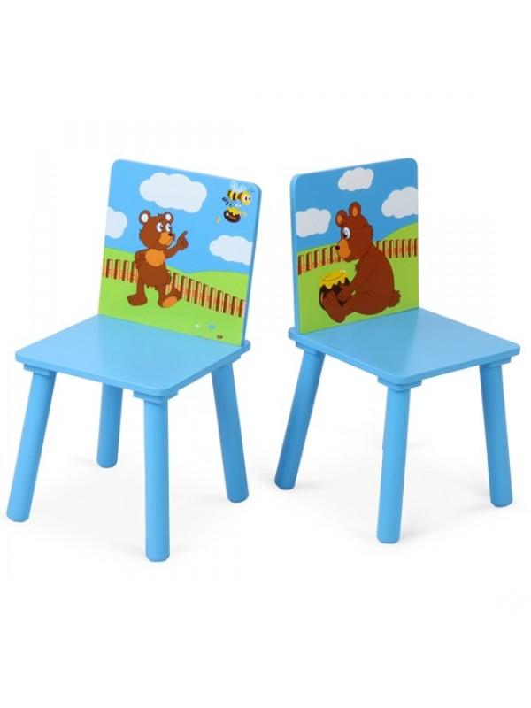 Mackós 3 részes gyerek asztal és szék szett - Gyerekasztal és szék  TipTopOtthon webáruház