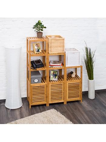 Mehta fürdőszoba polc 4 szintes - Fürdőszoba bútor  TipTopOtthon webáruház