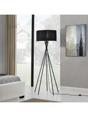 Mikado modern állólámpa fekete