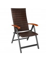 Point4u Miles polyrattan összecsukható kerti szék 100100699
