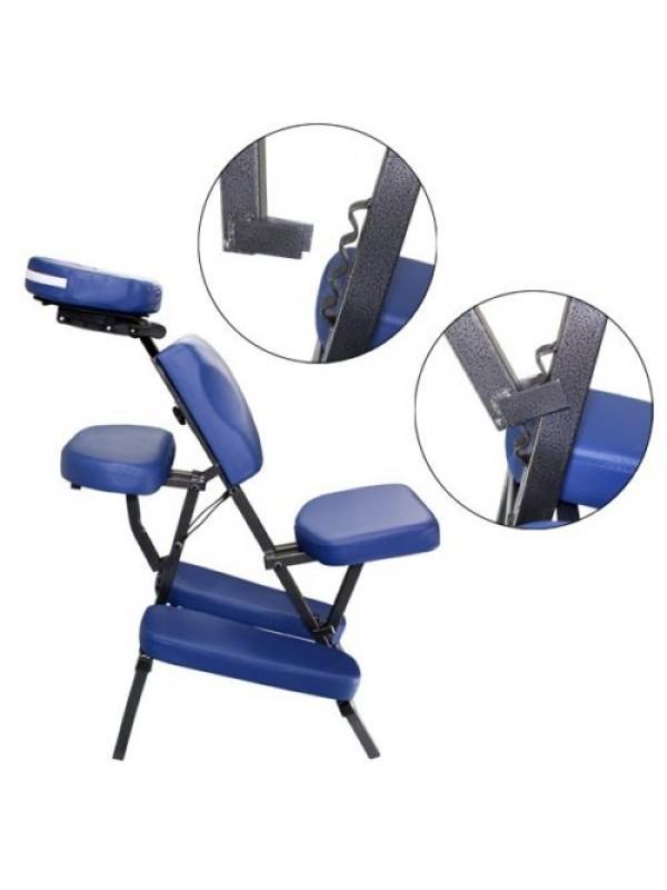 Mobil masszázs szék, tetováló szék hordozótáskával