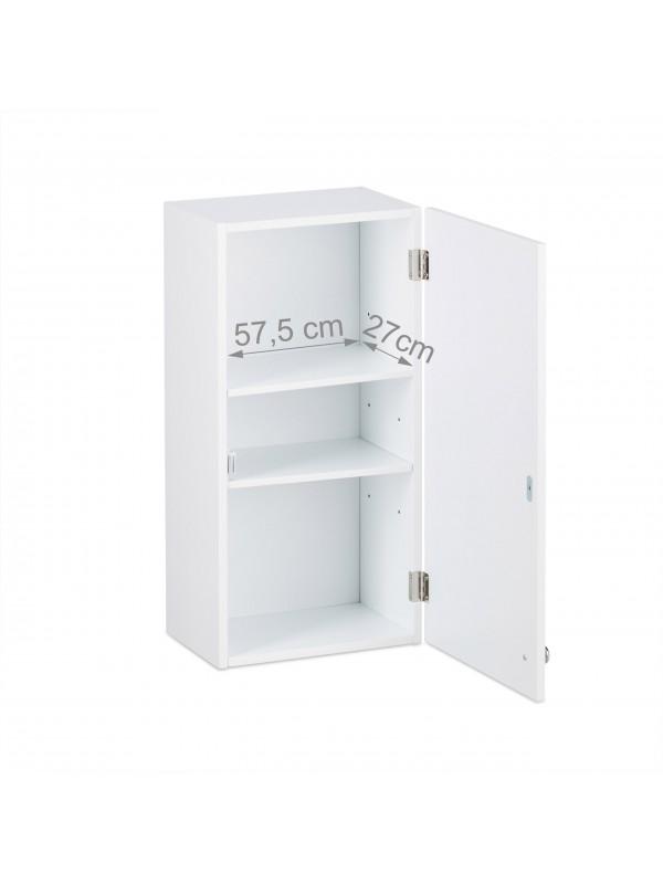 Monrog fürdőszoba szekrény, fali szekrény - Fürdőszoba bútor ...