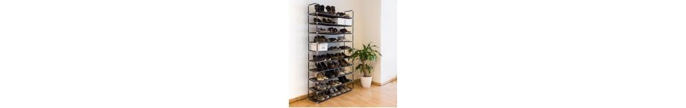Cipősszekrény, cipő tároló