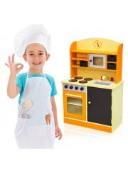 Narancs Gyermek konyha