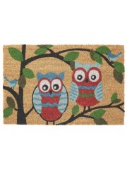 Jago24 Owl kókusz lábtörlő 00764