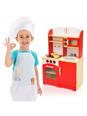 Piros Gyermek konyha