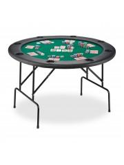Point4u Póker asztal 8 játékosnak összecsukható 100100704
