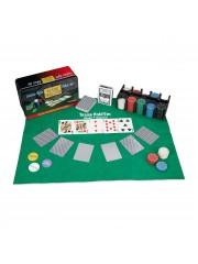 Point4u Póker készlet 200 db chippel fém dobozban 100100706