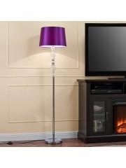 Purple Light modern állólámpa
