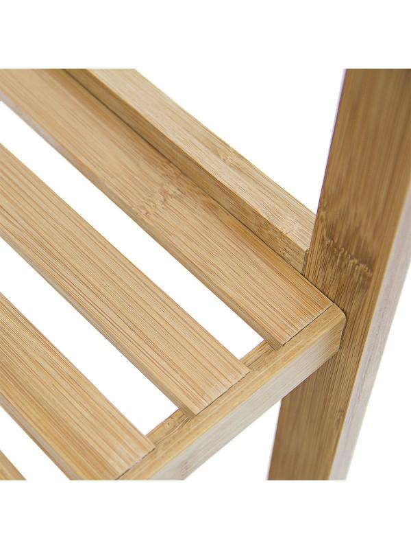 Ramesh bambusz álló polc 4 szintes - Fürdőszoba bútor  TipTopOtthon webáruház