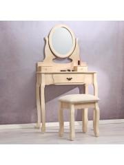 Sába sminkasztal fésülködő asztal