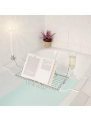 Sebe fürdőkádra helyezhető tálca kiegészítőkkel