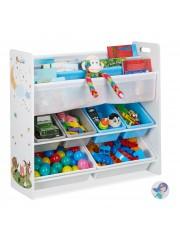 Point4u Soma Gyerek Polc Játék tároló szekrény A 10030550