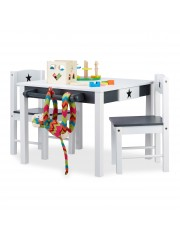 STAR gyerekasztal és szék szett XL