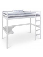 Stoby magasított gyerekágy 90x200cm íróasztallal