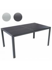 Talyp alumínium kerti asztal 150x90cm