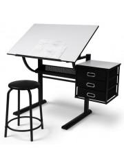 Tharg íróasztal, rajzasztal, műszaki asztal