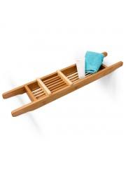 Tedd fürdőkádra helyezhető tálca bambuszból